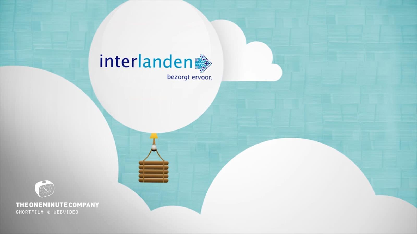 Wervingsvideo | Ook bezorger worden? - Animatie voor Interlanden Spreigroep