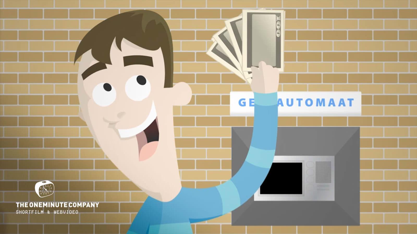 Wervingsvideo   Ook bezorger worden? - Animatie voor Interlanden Spreigroep