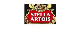 Karakteristiek Belgisch bier. Voor Stella Artois hebben we diverse producties mogen maken.