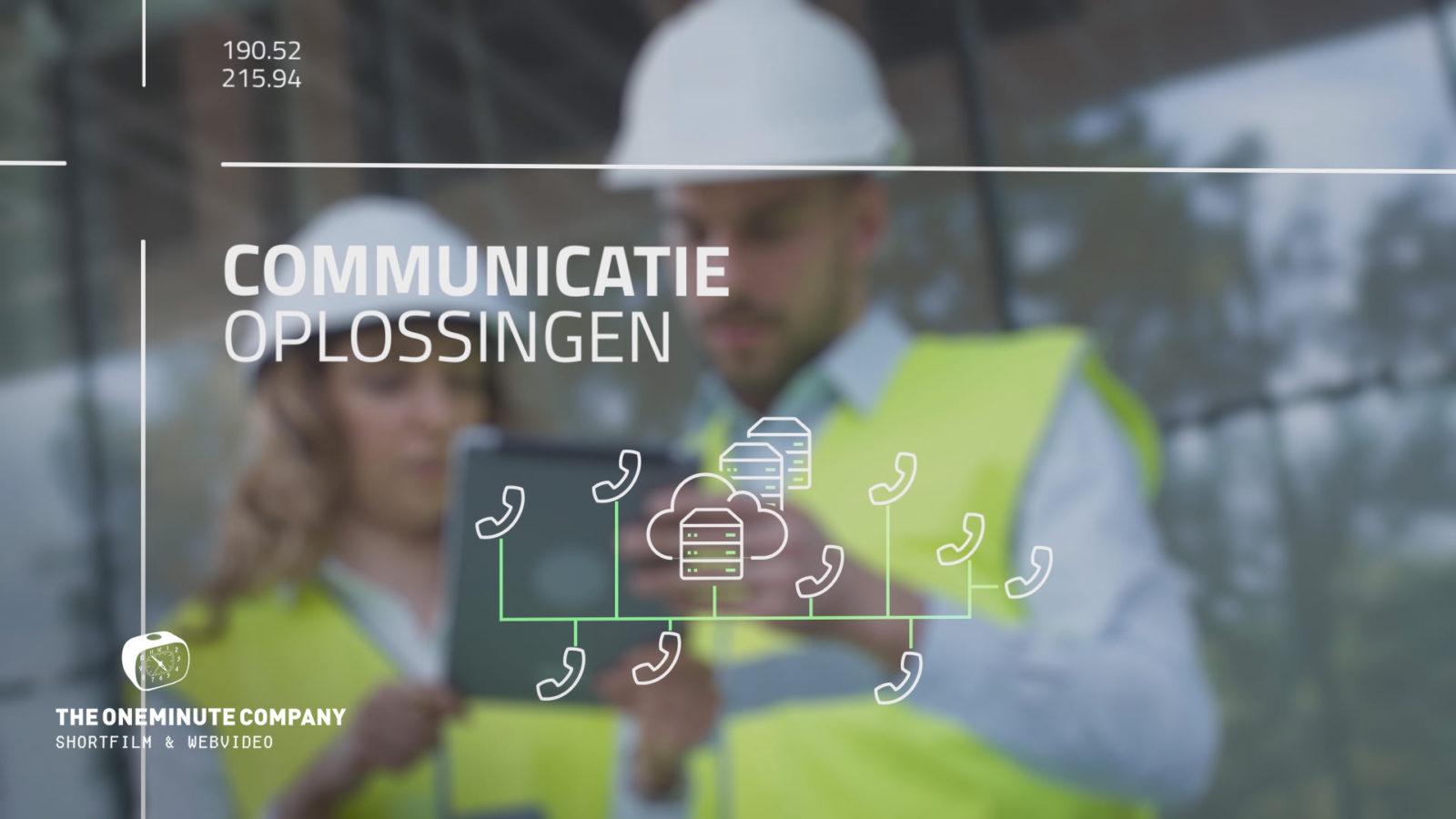 Event Bedrijfsintro Lagarde Groep ICT en Communicatie Infographic